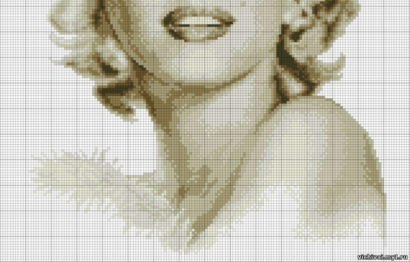 Схема для вышивки по фильму сумерки
